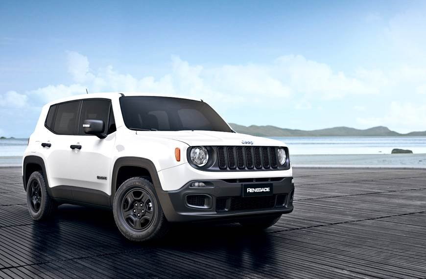 India-bound Jeep Renegade SUV: 5 things to know