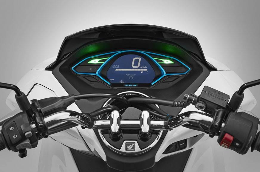 Honda Electric Pcx >> Honda PCX Electric showcased at Tokyo - Autocar India