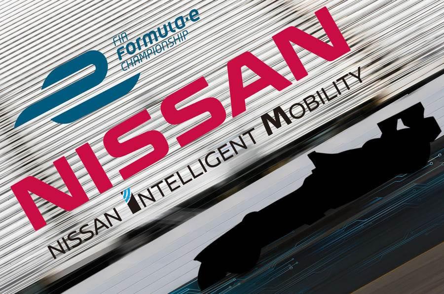 Nissan confirms Formula E entry in 2018