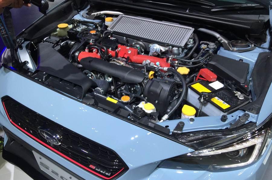 Subaru Wrx Sti S208 Special Edition Showcased In Tokyo