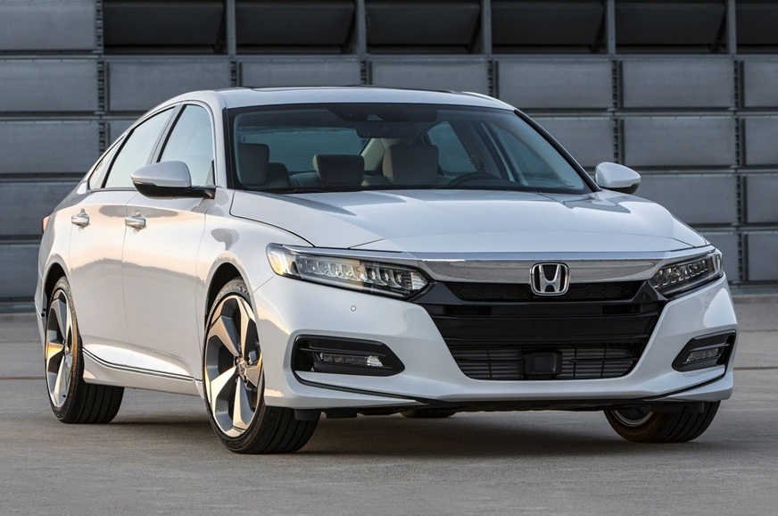 The recently unveiled tenth-generation Accord will come t...