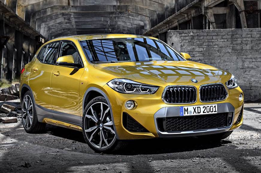 India-bound BMW X2 unveiled