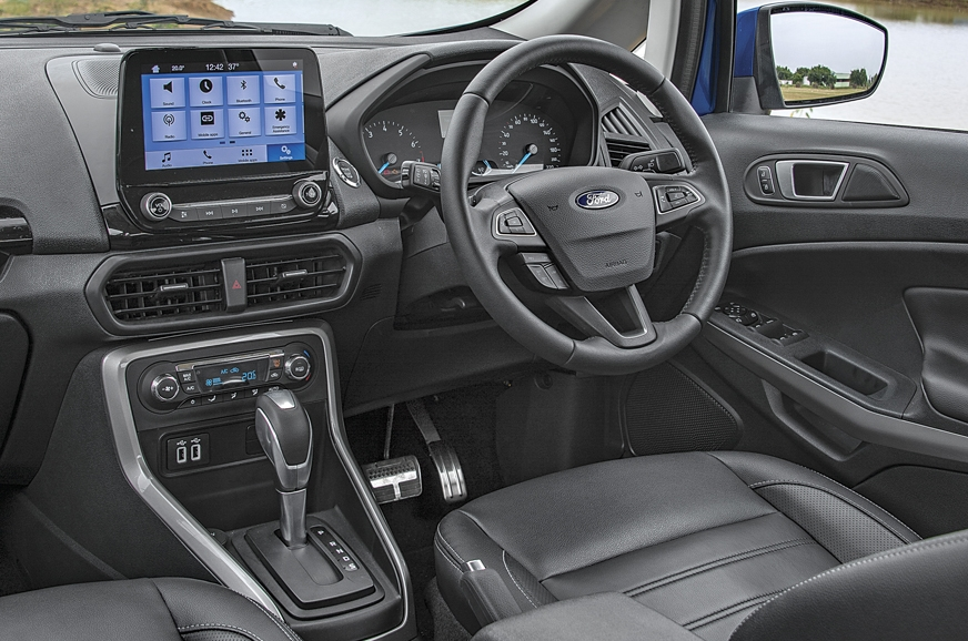 Heavily redesigned dashboard transforms the interior, mos...