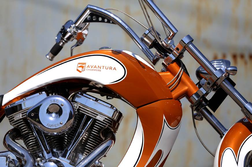 New Indian brand, Avantura Choppers to sell high-end 2000cc motorcycles