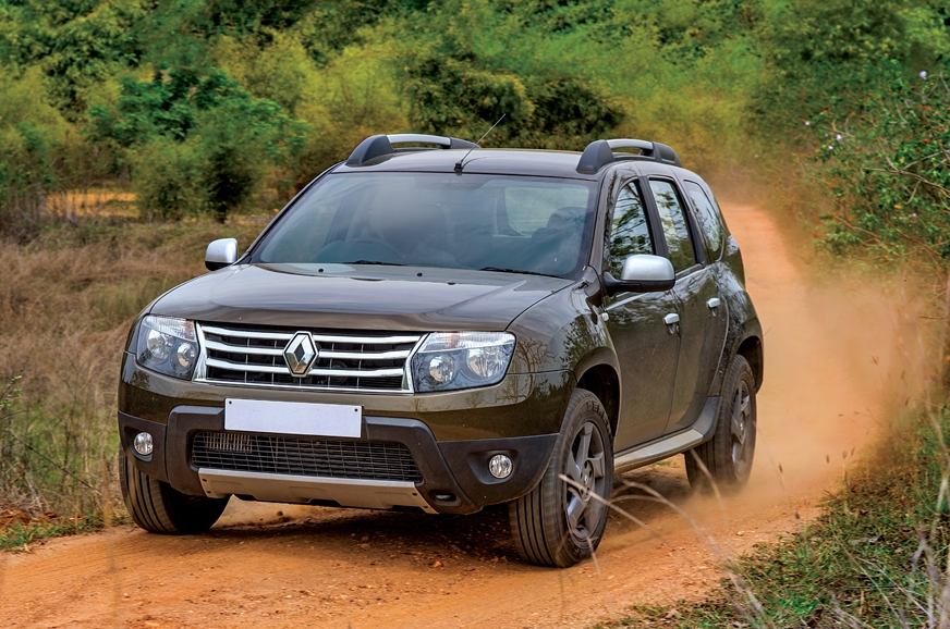 A decent example of the used Duster AWD should start Rs 8...