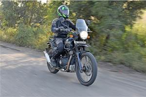 2017 Royal Enfield Himalayan FI review, test ride