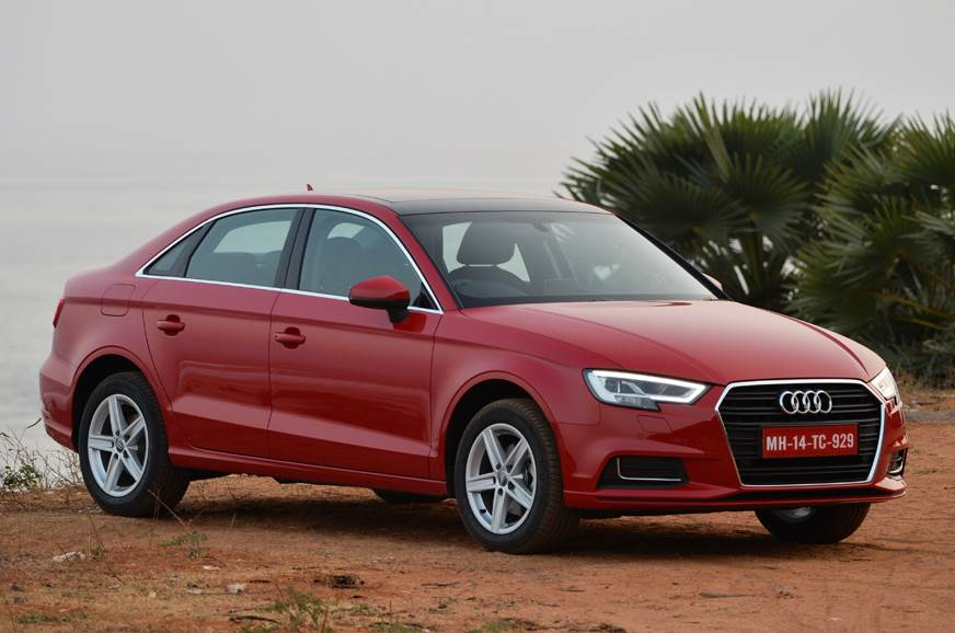 Audi's A3 sedan comes with a 150hp 1.4-litre turbo-petrol...