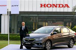 Honda City crosses the 7-lakh sales milestone in India