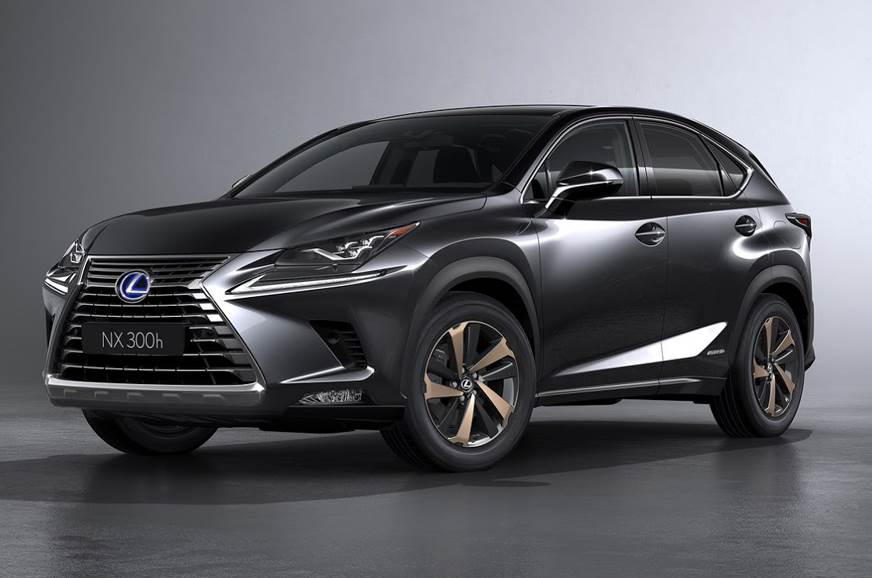 Lexus NX300h SUV India launch on November 17, 2017