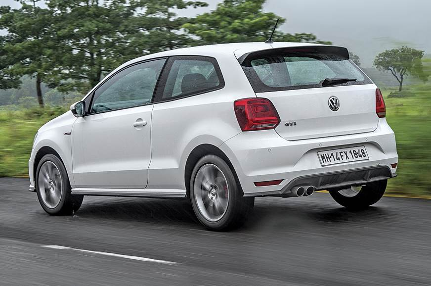 The Polo GTI has huge grip and it just darts into tight c...
