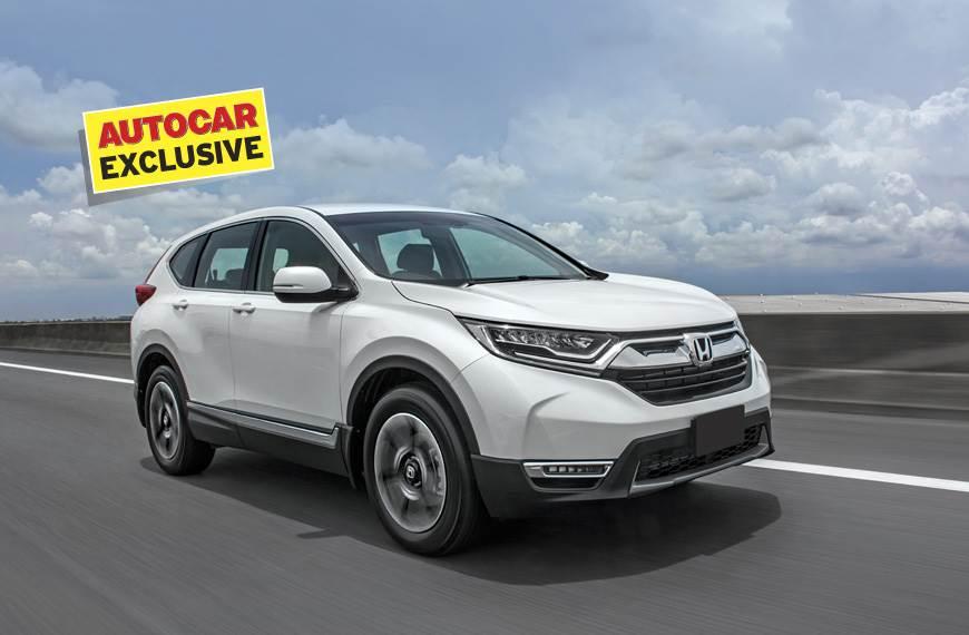 2018 Honda CR-V review, test drive