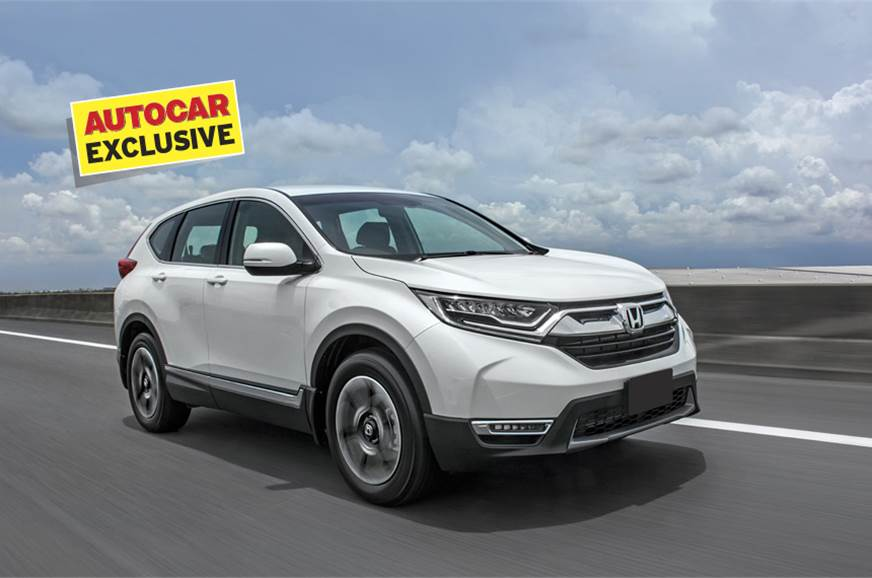 2018 honda cr v review test drive india launch date expected price engine details and more. Black Bedroom Furniture Sets. Home Design Ideas