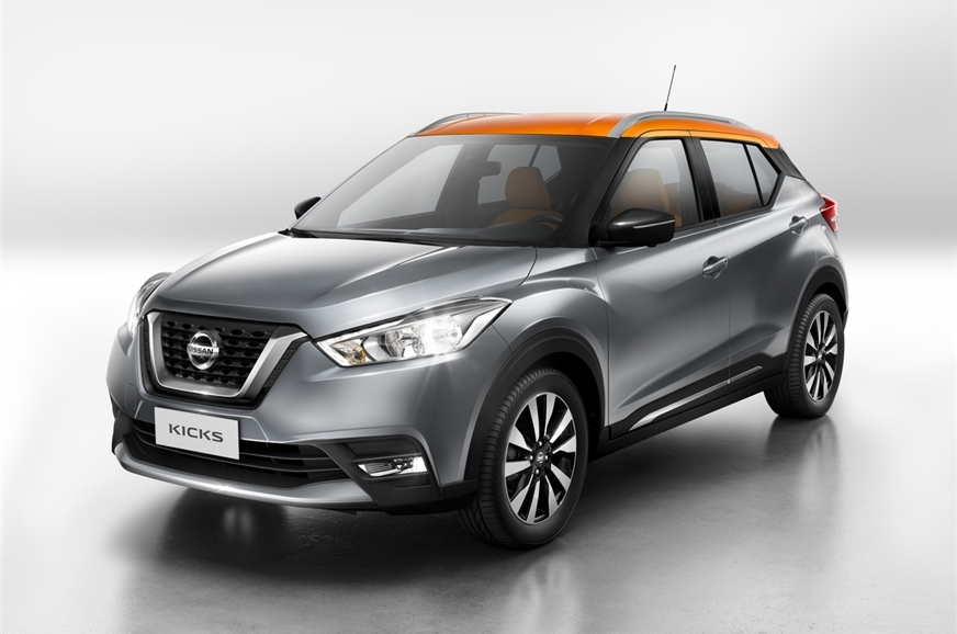 India-spec Nissan Kicks to have similar styling but will ...