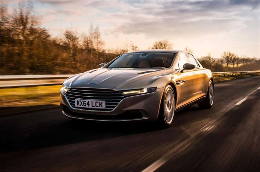Aston Martin revived the  Lagonda badge name with the limited-edition Taraf.