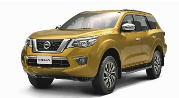 All New Nissan Navara Based Suv Leaked Expected Launch