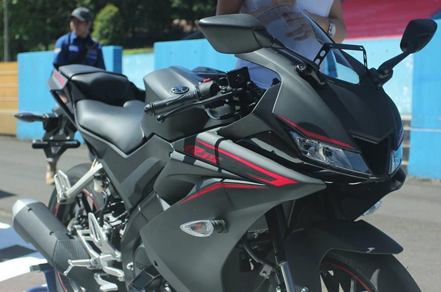 Yamaha R V Import To India Price