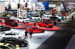 2017 Los Angeles motor show preview