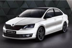Skoda Rapid Monte Carlo re-badged as Edition X