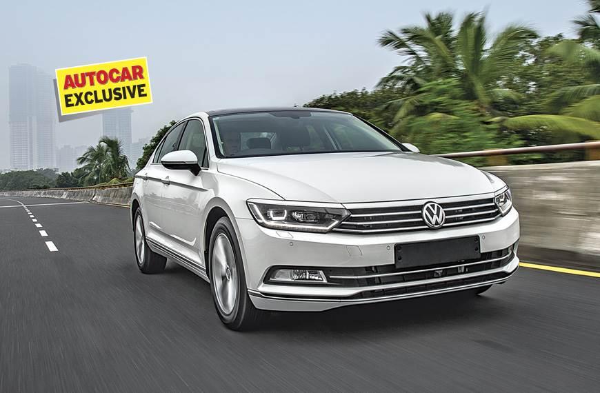 2017 Volkswagen Passat review, test drive