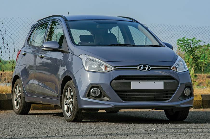 Despite being almost four years old, the Grand i10 still ...