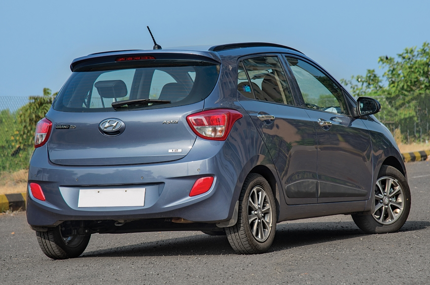 A good ride and decent handling manners make the Grand i1...