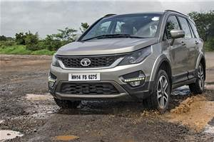 2017 Tata Hexa long term review, second report