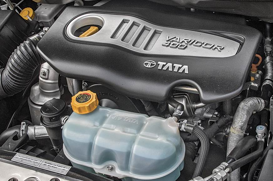 Big Torque: 400Nm is a lot and it comes in at just 1,700r...