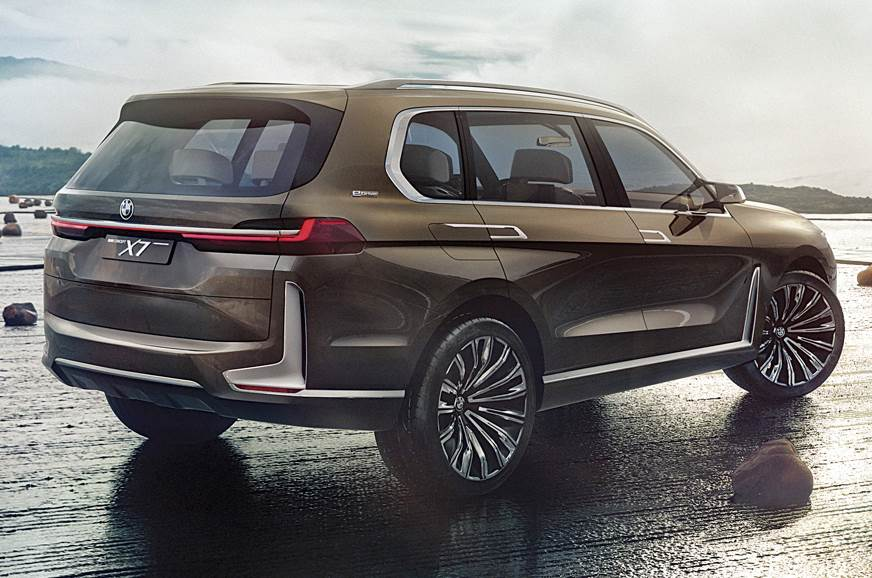 Bmw X7 Headed To India With A Hybrid Option And A Turbo