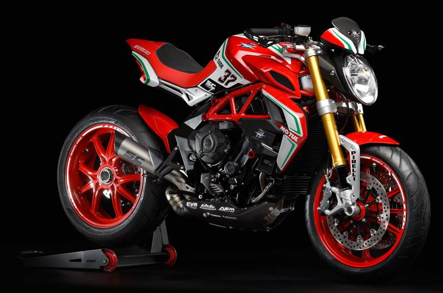 2018 MV Agusta Dragster 800 RC unveiled