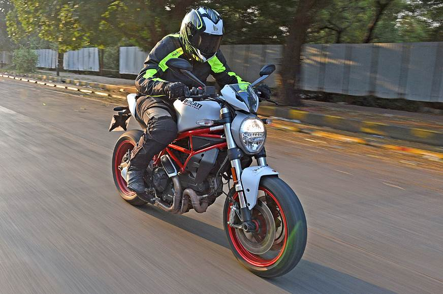 2017 Ducati Monster 797 review, test ride