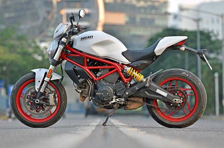 Used Ducati Monster  India