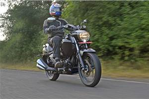 2017 Suzuki Intruder 150 review, test ride