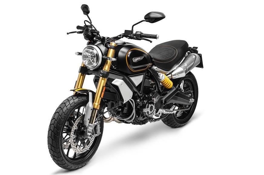 Ducati Scrambler 1100 unveiled