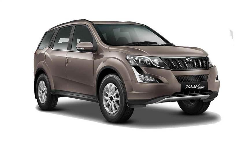 2017 Mahindra XUV500 G9 petrol to launch soon