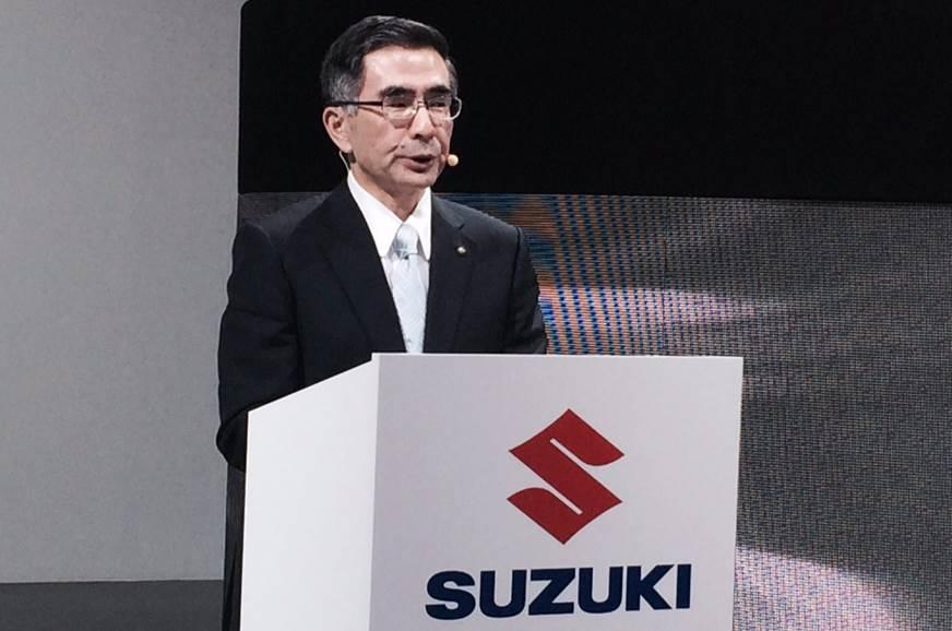 Suzuki caught unawares by India's sudden EV shift