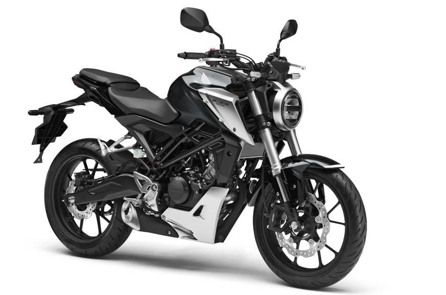 Honda CB125R, CB300R unveiled