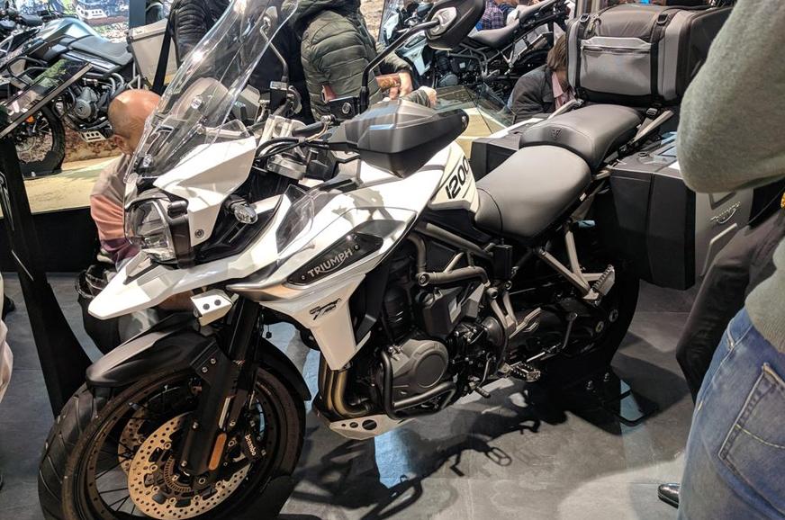 2018 Triumph Tiger 1200