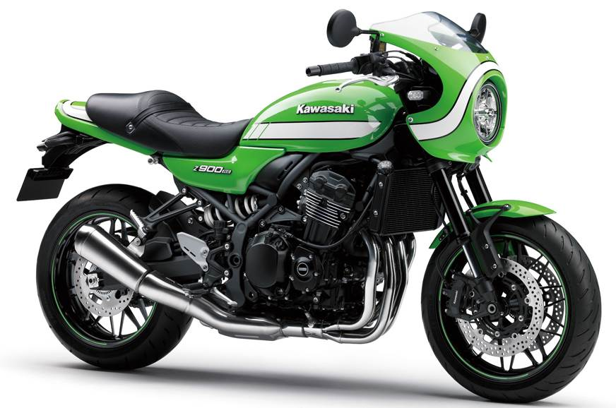 Kawasaki Z900 RS Cafe debuts at EICMA 2017
