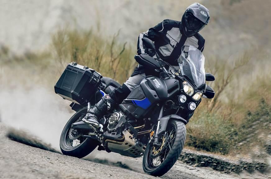 2018 Yamaha XTZ1200 Super Tenere