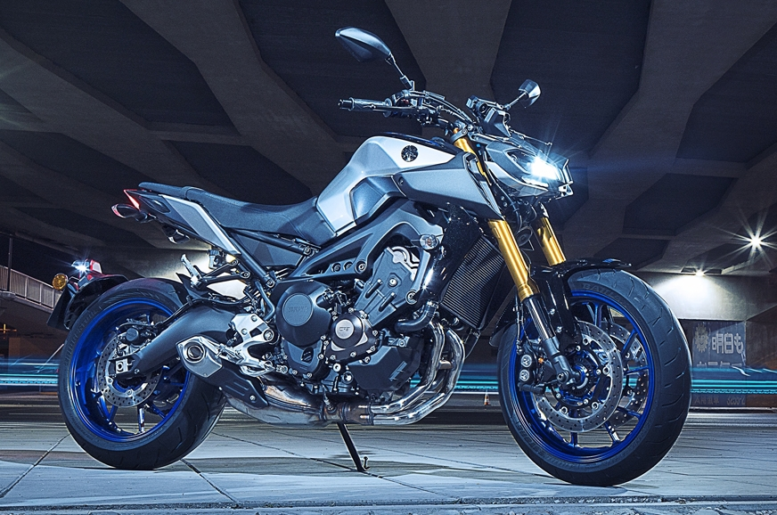 2018 Yamaha MT 09 SP