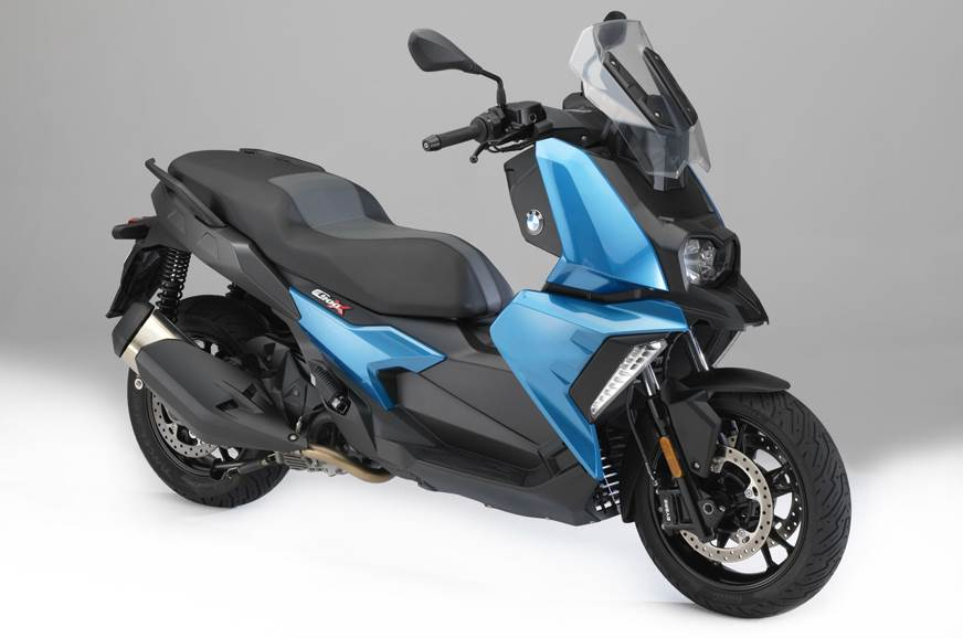 BMW C 400 X unveiled at EICMA