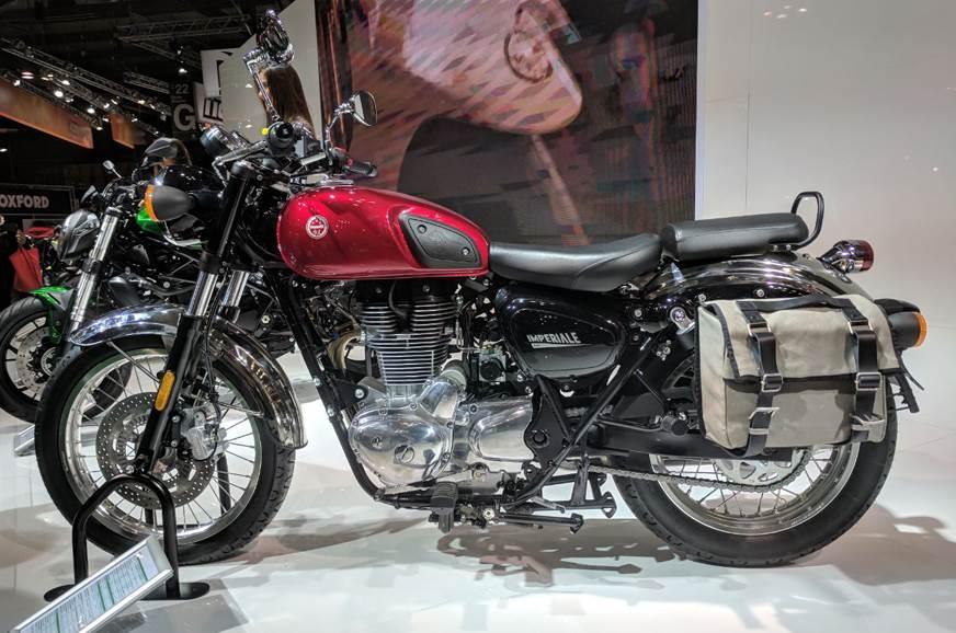 Benelli's Imperiale 400