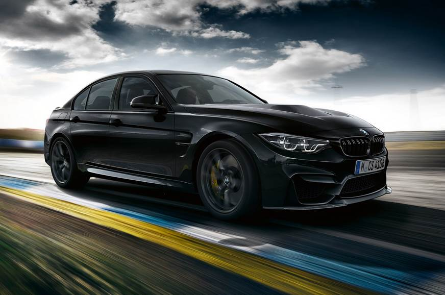 Limited-edition BMW M3 CS revealed