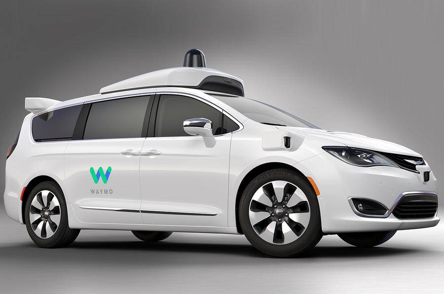 Waymo to introduce self-driving alternative to Uber