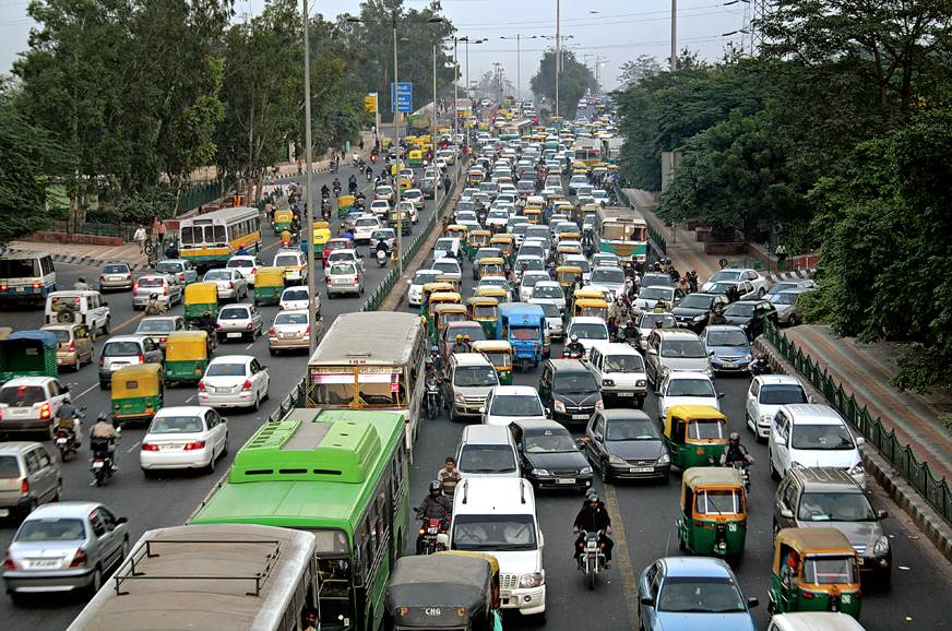 Odd-even scheme to be reinstated in Delhi from November 13