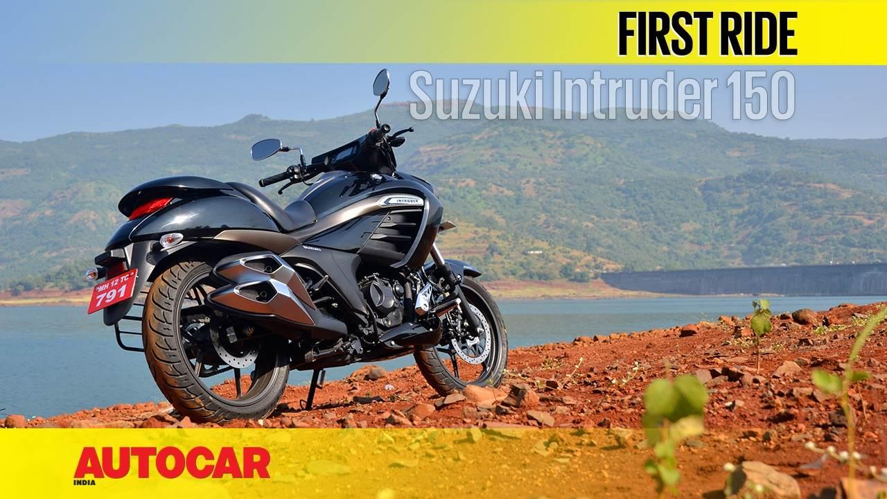 2017 Suzuki Intruder 150 video review