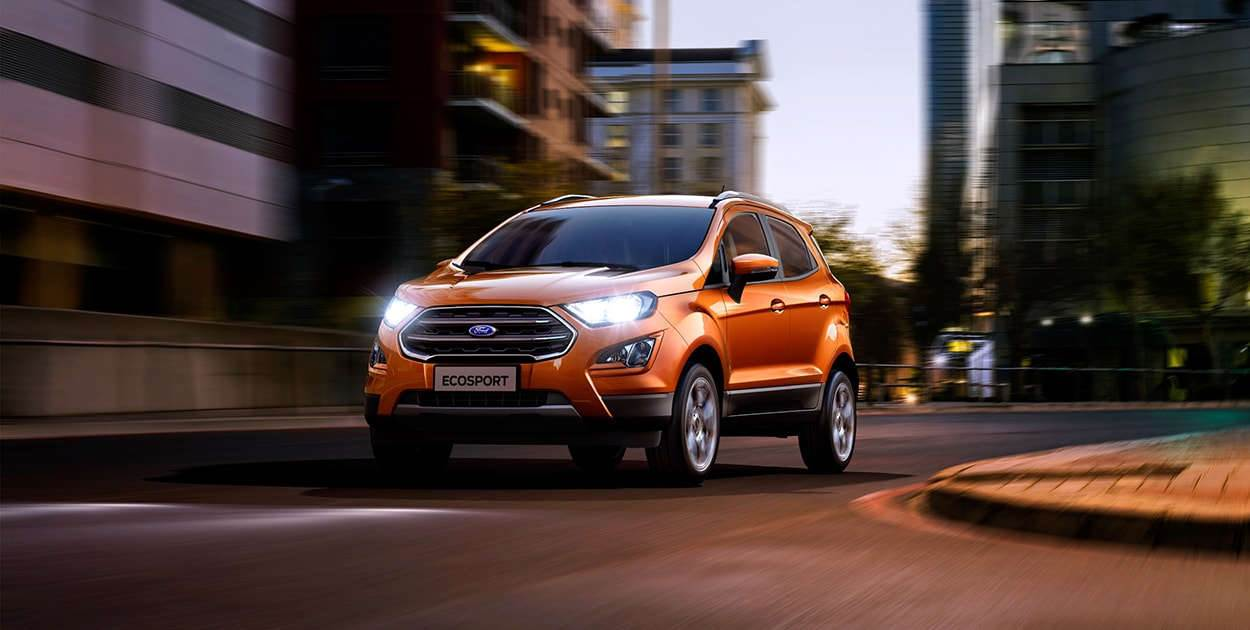 Ford EcoSport facelift: 5 things to know