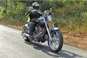 2017 Avantura Choppers Pravega review, test ride