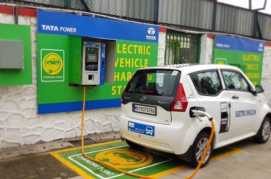 NITI Aayog plans EV charging infrastructure in Delhi-NCR