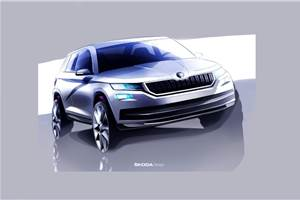 Skoda to introduce Kodiaq GT coupe